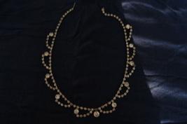 Vintage Rhinestone loop necklace  - $31.00