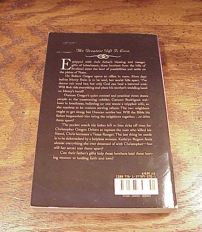 Texas Brides Book, by Cathy Marie Hake, softback