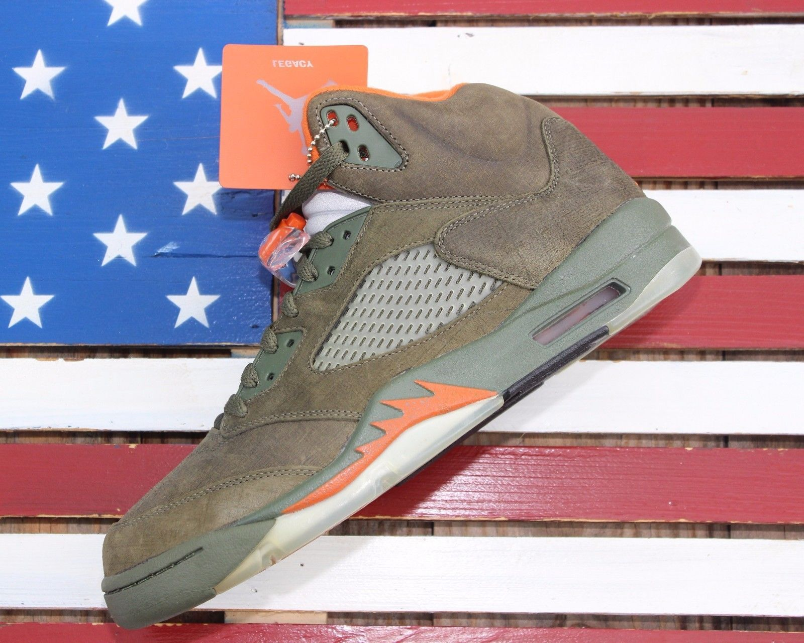 c17caac6f70efb Nike Air Jordan V 5 Retro Army Olive and 15 similar items