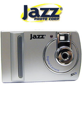 JAZZ® DIGITAL CAMERA
