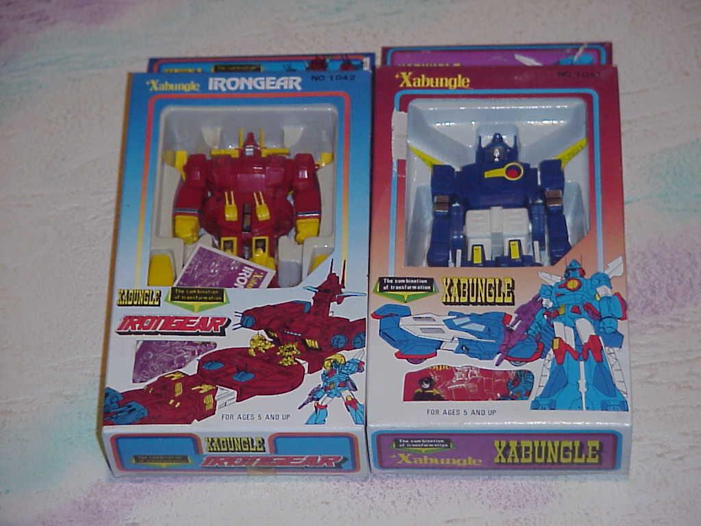 Toy  trans  xabungle  qw34