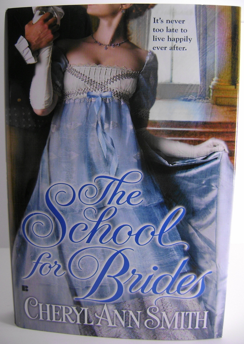 The School For Brides  School For Brides Series Cheryl S HC