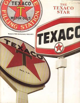 """The Texaco Star"", 75th Anniversary Magazine,  1977"