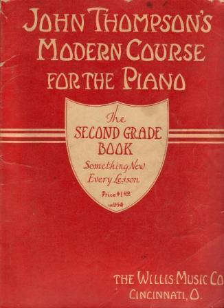 John Thompson's Modern Course for the Piano,  1937