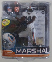 NFL Series 26 Brandon Marshall Miami Dolphins Chase Variant Chicago Bears - New - $23.00