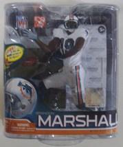NFL Series 26 Brandon Marshall Miami Dolphins Chase Variant Chicago Bear... - $23.00
