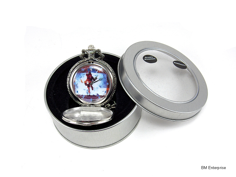 Primary image for Ac/Dc Pocket Watch in Tin Hells Bells