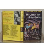 Nancy Drew #11 The Clue of the Broken Locket Vi... - $4.99