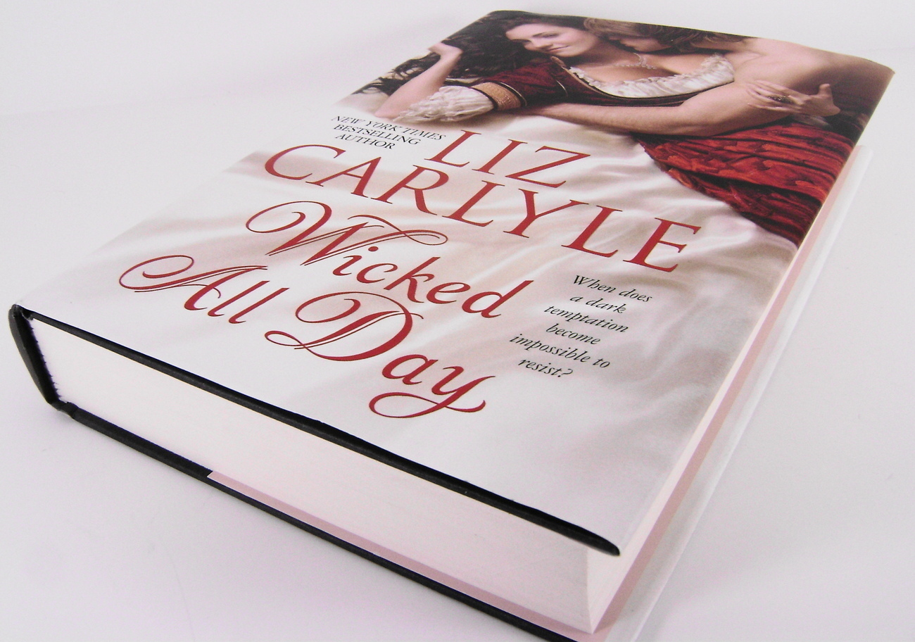 Wicked All Day By Liz Carlyle