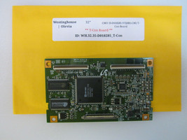 "Westinghouse | Olevia 32"" CMO 35-D018285 (V320B1-C06) T-Con Board - See ... - $23.95"