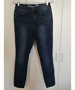 SEVEN 7 LADIES HIGH RISE SKINNY DISTRESSED STRETCH JEANS-6-NWT-SOFT/COMF... - $23.76