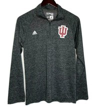 ADIDAS Indiana Hoosiers Women Ultimate Tee Long Sleeve Pullover Size Small - $24.64