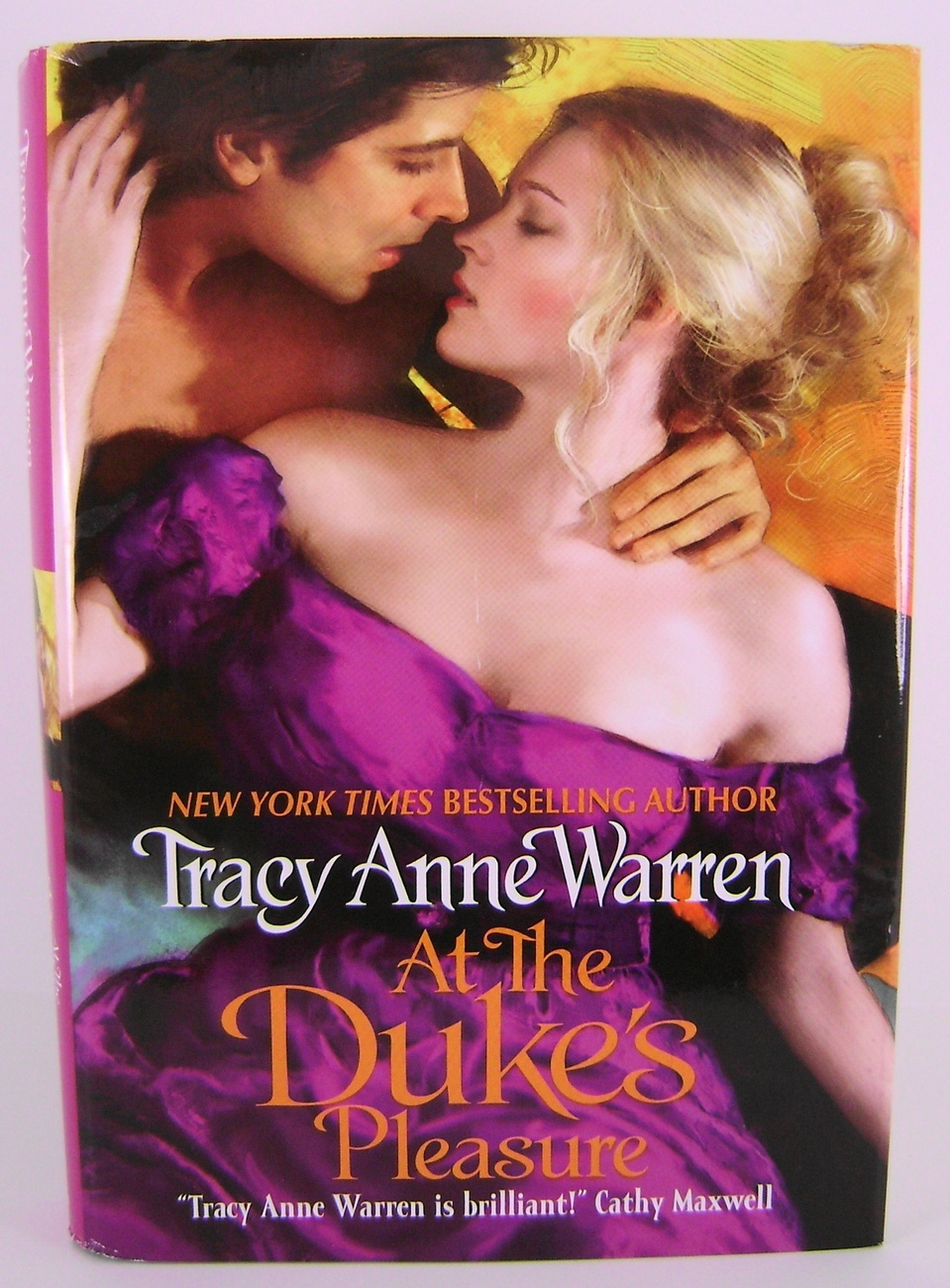 At The Dukes Pleasure By Tracy Anne Warren