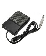 """Iron Tattoo Foot Pedal Power Supply Switch Control 1/4"""" Plug Rubber Grip - $5.93"""