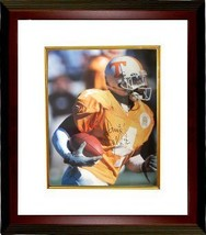 Donte' Stallworth signed Tennessee Vols 16X20 Photo Custom Framed - $117.00