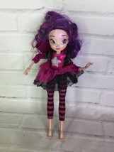 Disney Store Star Darlings Scarlet Starling Fashion Doll Rebel Striped Outfit - $11.87