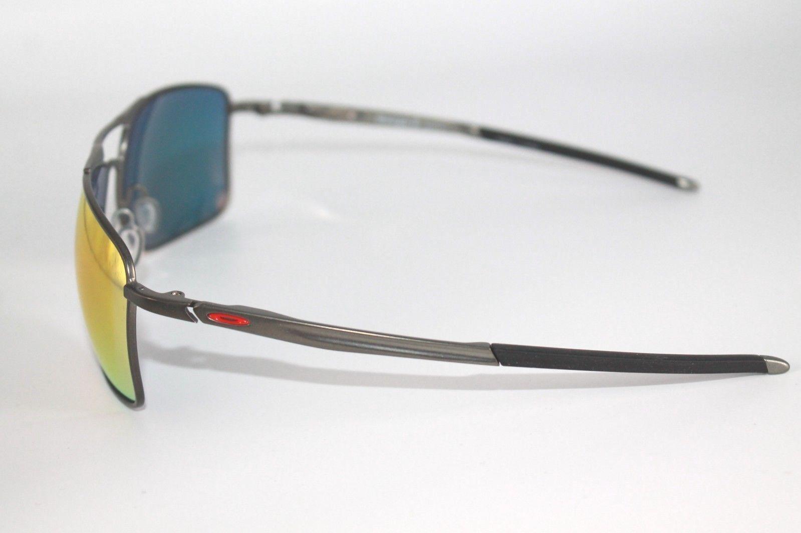 705817d2e6 Oakley Gauge 8 Sunglasses OO4124-03 Matte and 50 similar items