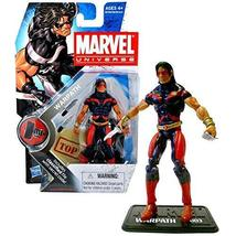 Marvel Year 2009 Series 2 Marvel Universe Single Pack 4 Inch Tall Figure #3 : X- - $39.99