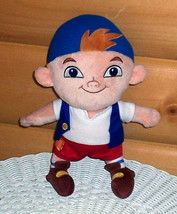 "Disney Jake & Neverland Pirates Plush 12"" CUBBY Ready for Treasure Hunting - $7.59"