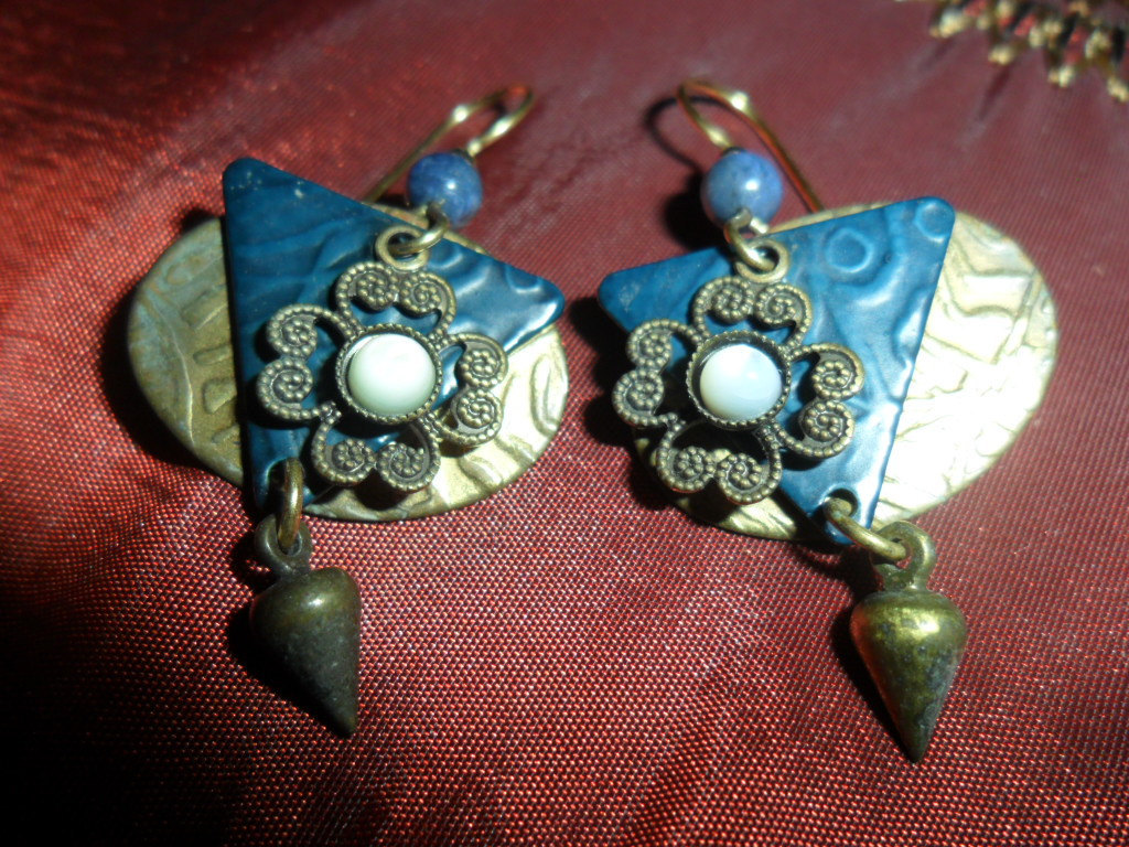 1980 BOHO Earrings