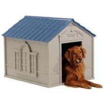 Dog House Kit Medium Feral Cat Large Outdoor Pet Home Kennel Shelter Doo... - $109.99