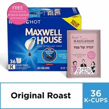 Maxwell House Limited Edition! The Marvelous Mrs. Maisel Passover Haggad... - $23.03