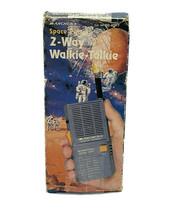 Vintage Archer Space Patrol 2-Way Walkie Talkie 60-4005 Radio Shack Open... - $24.99