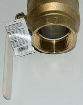 WATTS 3'' LFFBV-3C Brass Ball Valve Full Port Thread 400 WOG ANSI Z21.15/CSA 9.1 image 5