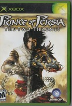Prince of Persia: The Two Thrones (Microsoft Xbox, 2005) - $5.33