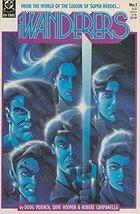 Wanderers #1 [Comic] [Jan 01, 1988] - $4.04