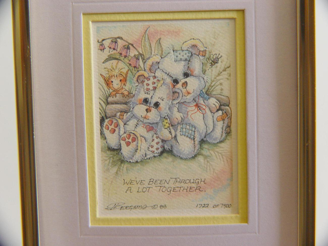 Jody Bergsma :  Ltd Ed. Signed,Numbered Framed Print