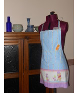 Child/Youth Lined Cotton Apron with Pockets - W... - $12.99