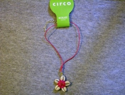 Circo Shell Necklace Choker Nickel Free New with Tags