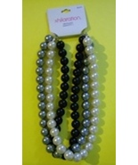 Xhilaration Multi-color Beaded Necklace New with Tags  - $3.59