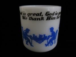 Hazel Atlas Child's Mug w/Prayer - $22.00