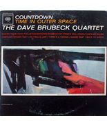 Dave Brubeck - Countdown Time In Outer Space MONO LP  - $5.00