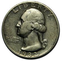 1932S George Washington Quarter 90% Silver Coin Lot# A 1413