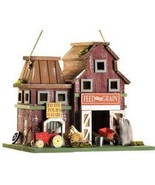 Farmstead Birdhouse Wood - $23.50