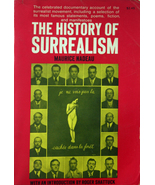 1967 History of Surrealism - Nadeau 1st Edition... - $12.00