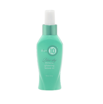 Its A 10 Blow Dry Glossing Leave-In, 4oz    ~