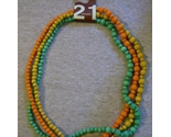 Twenty one 3 seperate beaded chain item    10 thumb155 crop