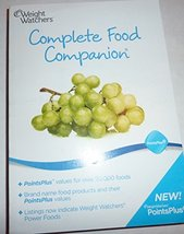 Weight Watchers 2011 PointsPlus Food Companion - $16.82