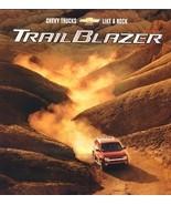 2002 Chevrolet TRAILBLAZER brochure catalog US 02 Chevy - $6.00