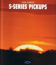 1994 Chevrolet S-10 brochure catalog US 94 Chevy S10 SS ZR2 - $6.00