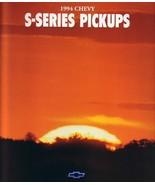 1994 Chevrolet S-10 brochure catalog US 94 Chevy S10 SS ZR2 - $6.00
