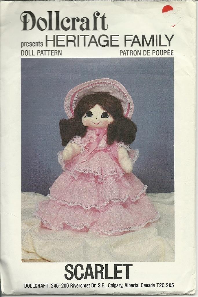 Dollcraft scarlet
