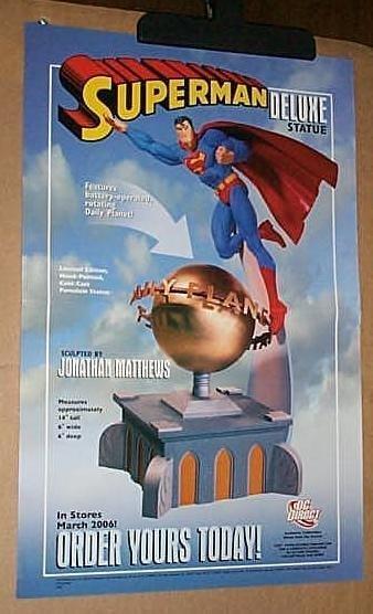 Superman deluxestatue march2006 1711