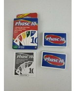 Mattel Games Phase 10 Card Game Table Top Strategy Game. 108 Cards Instr... - $7.50