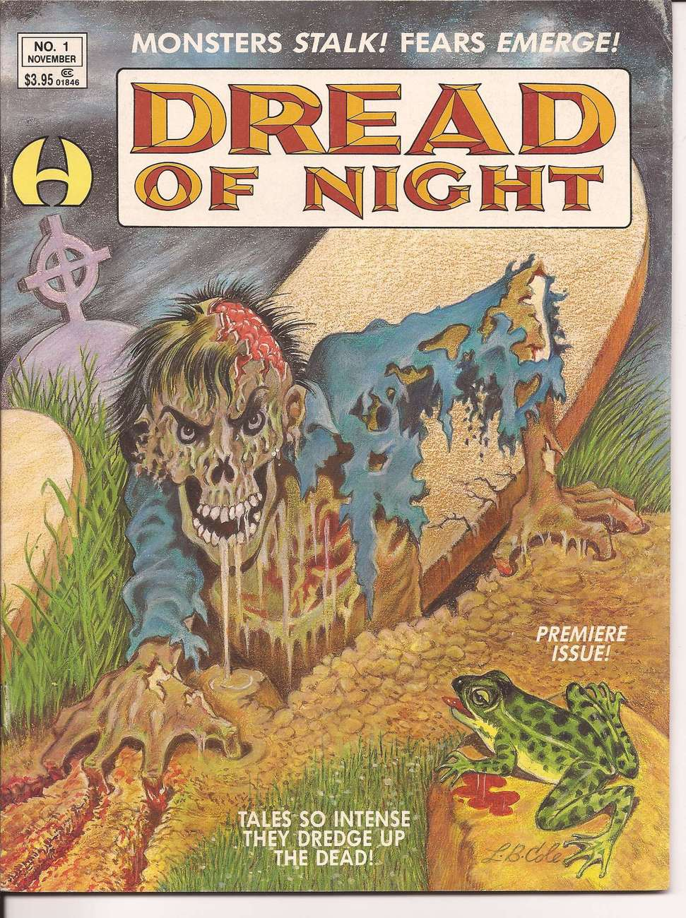 Dread of night
