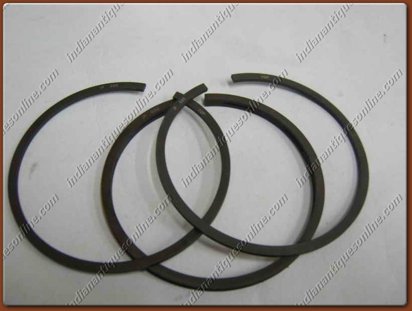 "Royal Enfield 350cc Piston Ring Set 0.20"" Over Size BN"